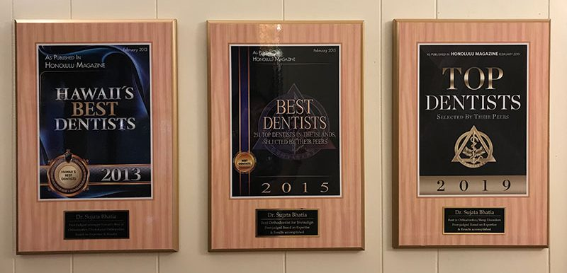 Hawaiis Best Dentist Awards